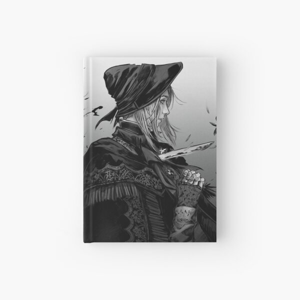 Lady Maria & Doll Hardcover Journal