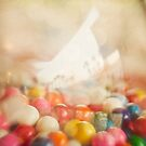 Still Life with Gumballs by Suzanne Cummings