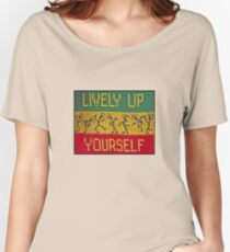 lively up yourself! Women's Relaxed Fit T-Shirt