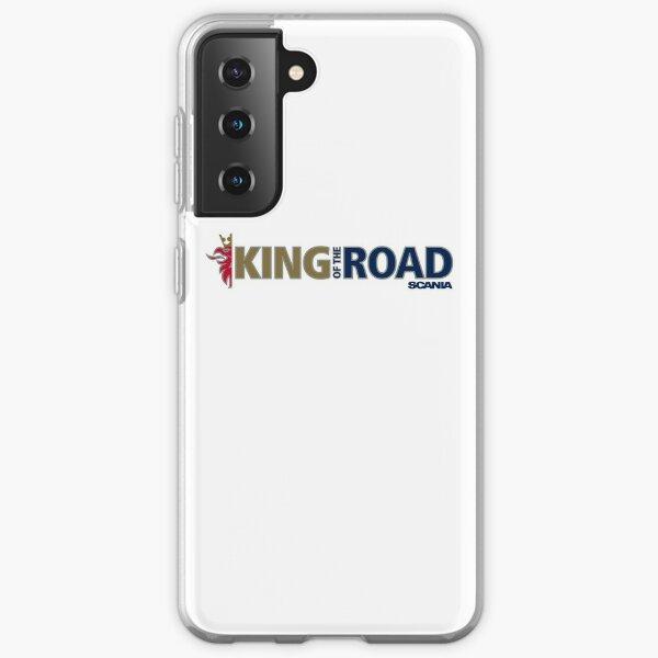 Scania Rey del Camino Funda blanda para Samsung Galaxy