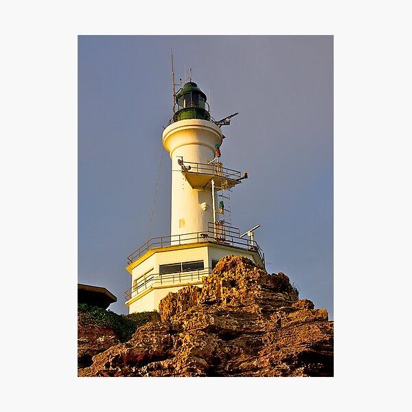 Lighthouse, Point Lonsdale, Victoria, Australia. Photographic Print