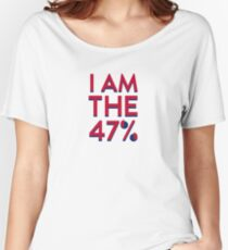 I Am The 47% Women's Relaxed Fit T-Shirt