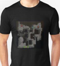 CSGO Dust 2 Map T-Shirt
