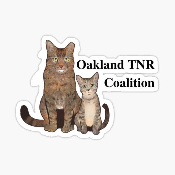 Oakland TNR Coalition Sticker