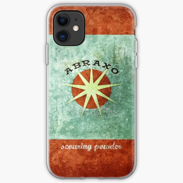 Abraxo Scouring Powder iPhone Soft Case