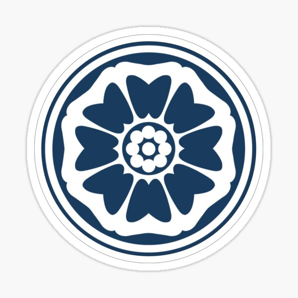 Order Of The White Lotus Stickers Redbubble