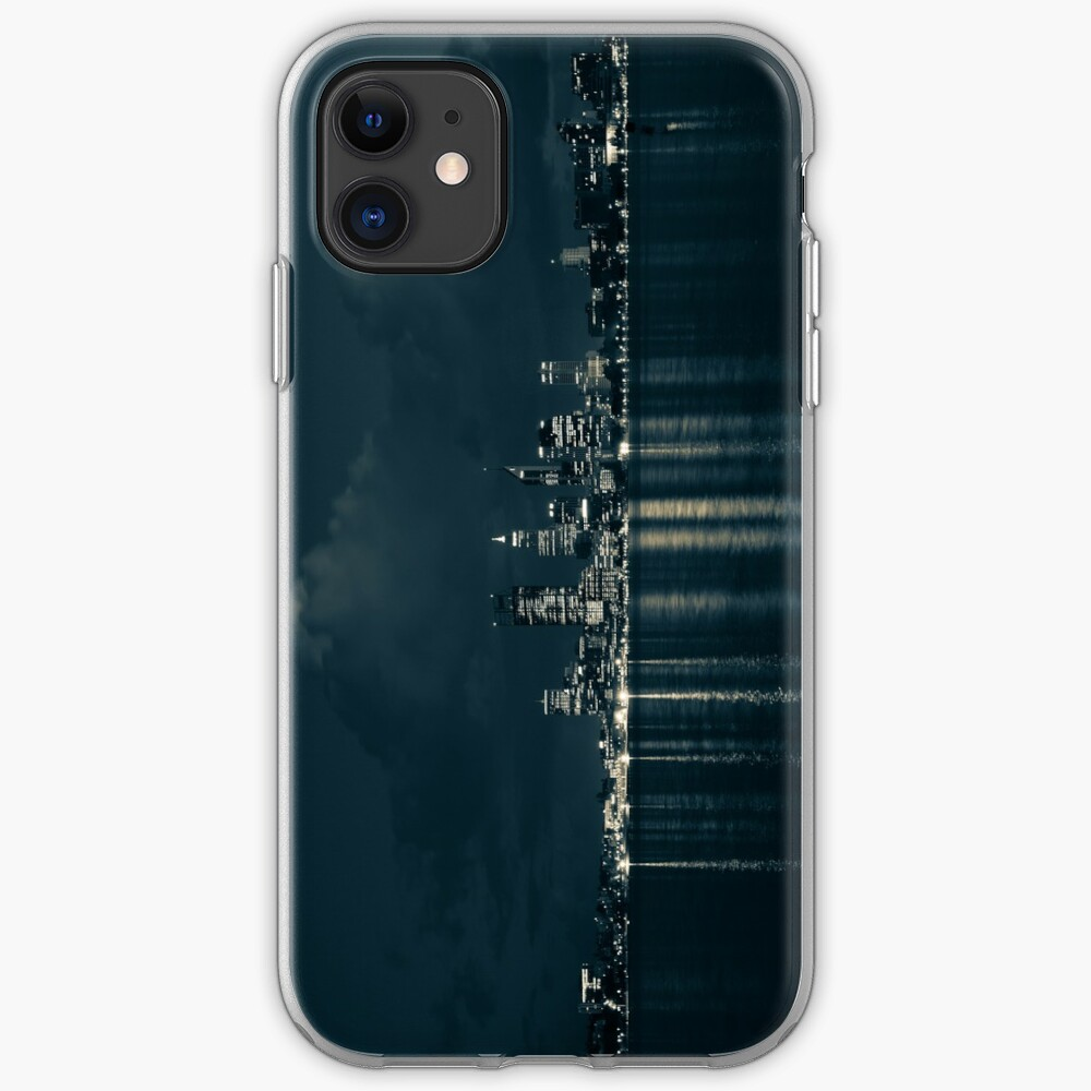 City Lights iPhone Case & Cover