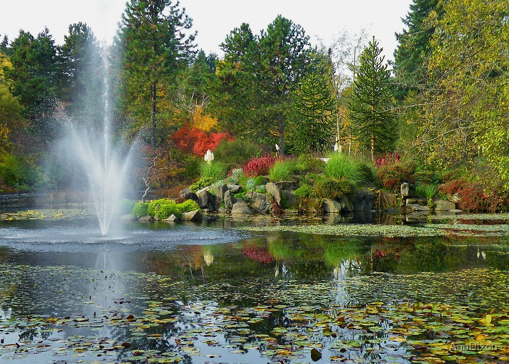 Van Dusen Gardens by AnnDixon