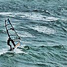 Windsurfer by Asrais