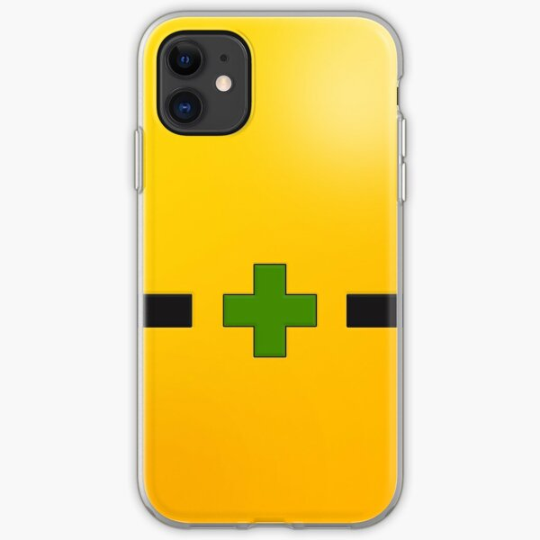 Met/Mettaur Case iPhone Soft Case