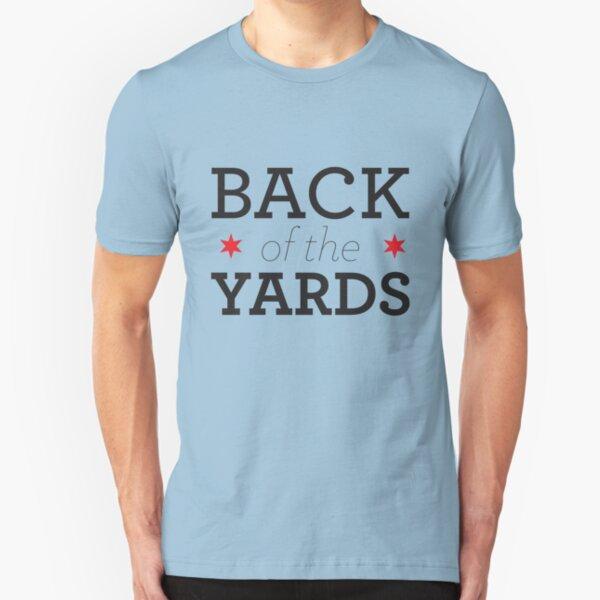 Back of the Yards Neighborhood Tee Slim Fit T-Shirt