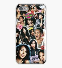 Kerry Washington iPhone Case/Skin