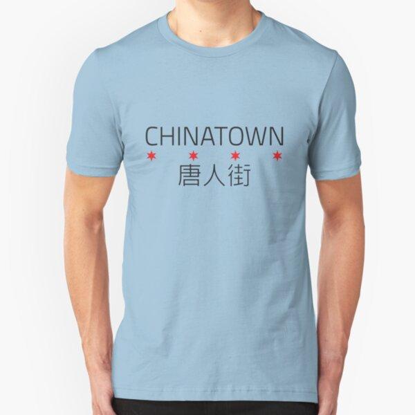Chinatown Neighborhood Tee Slim Fit T-Shirt