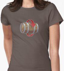 DO A BARREL ROLL!  Women's Fitted T-Shirt