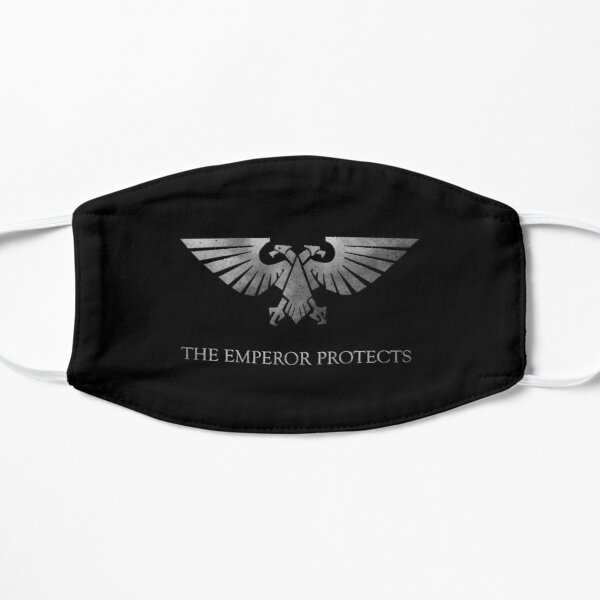 The Emperor Protects - Chrome Mask