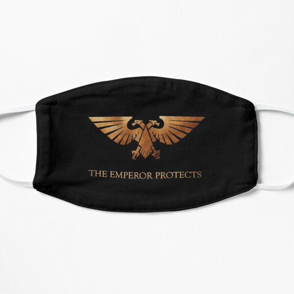 The Emperor Protects - Gold Mask