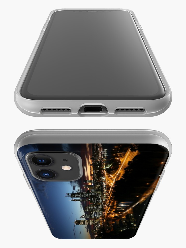 Alternate view of Perth City at Dawn iPhone Case & Cover