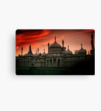 Royal Pavilion, Brighton Canvas Print