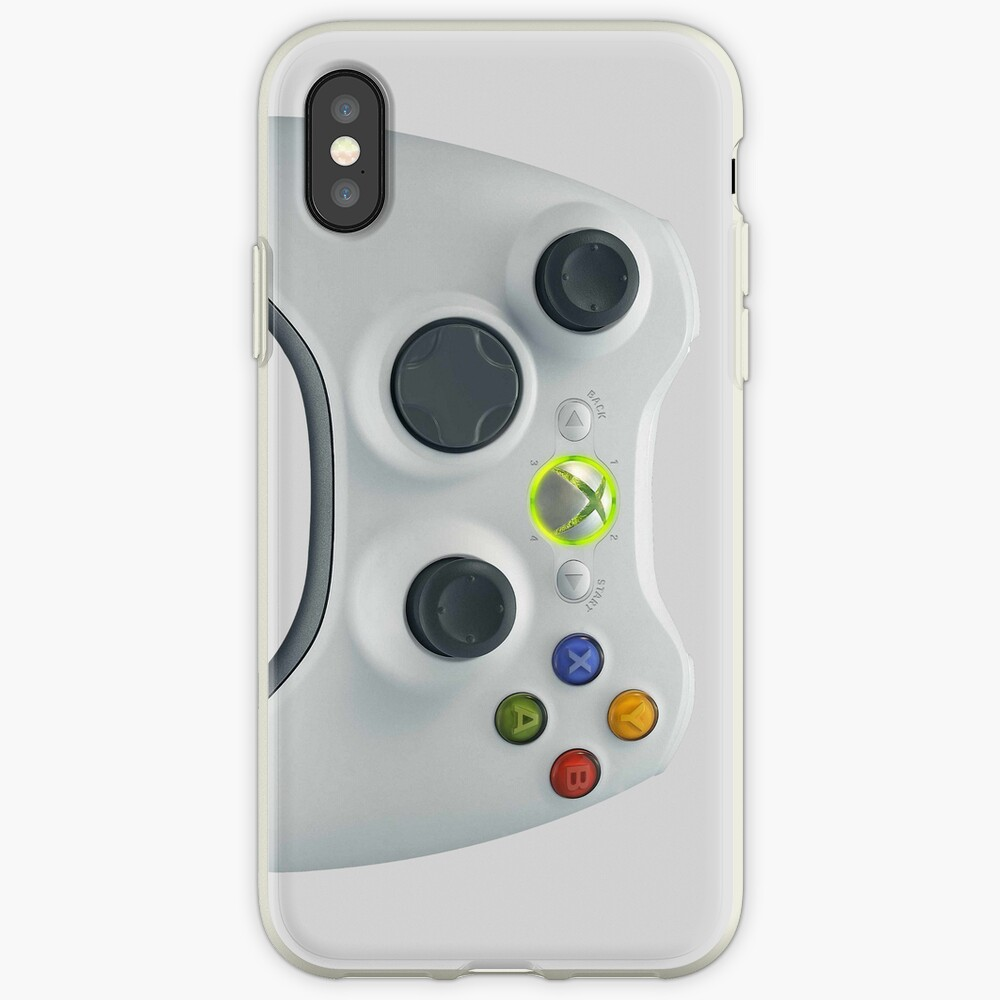 Xbox 360 Controller iPhone-Hülle & Cover