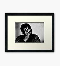 Emotional Framed Print