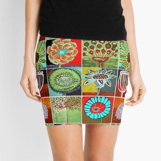 Big Bloomers 1 Mini Skirt