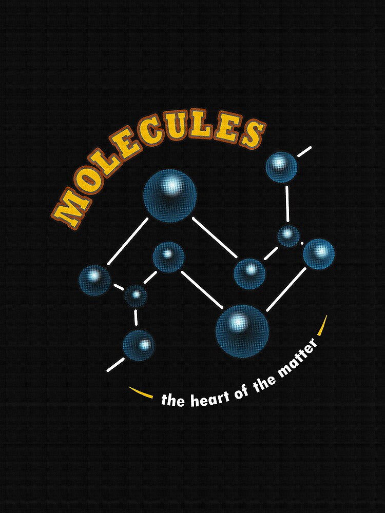 Molecules: The Heart of the Matter by BootsBoots
