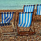 Deck chairs by Asrais