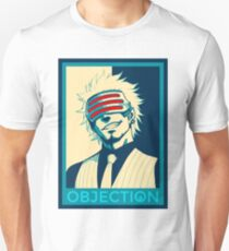 Godot - OBJECTION! Unisex T-Shirt