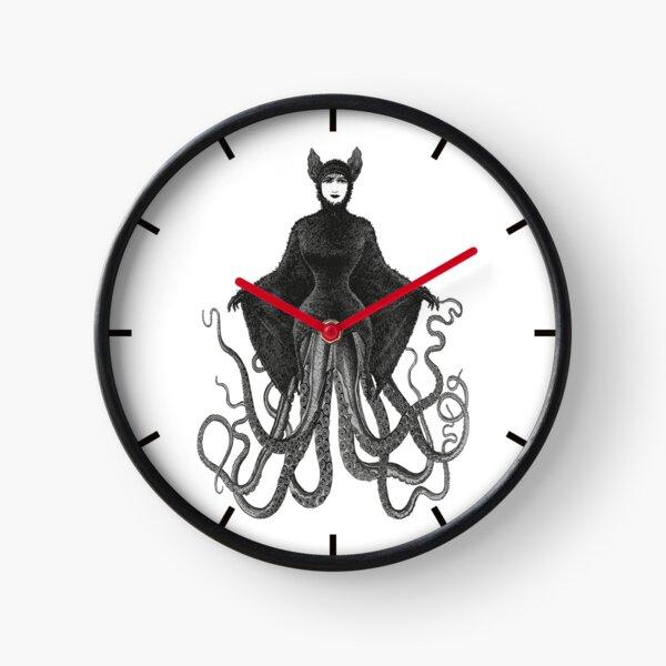 Hybrid Octopus Bat Woman | Hybrids | Hybrid Creatures | Clock