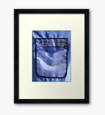pocket Framed Print