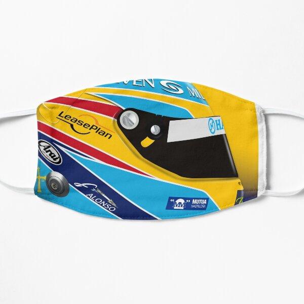 Lámina artística Fernando Alonso - casco 2006 Mascarilla plana