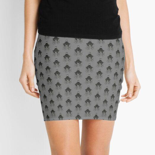 Hybrid Octopus Bat Woman | Hybrids | Hybrid Creatures | Mini Skirt