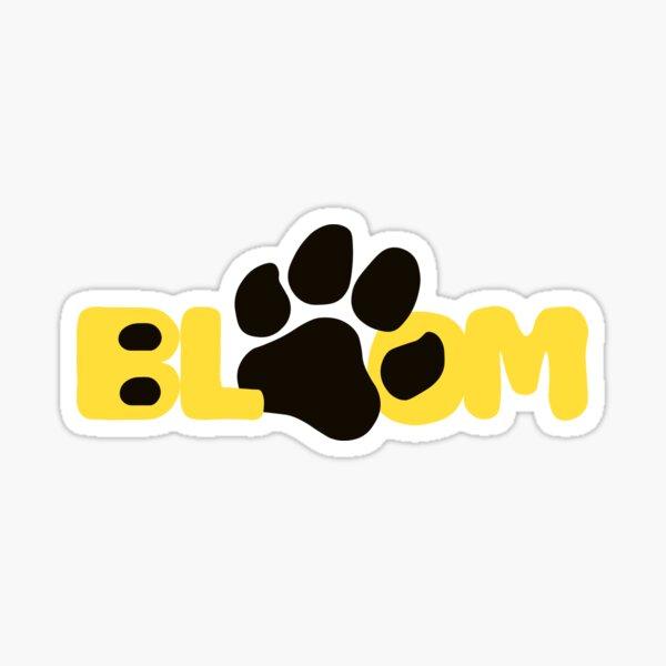 Bloomsburg Huskies Sticker