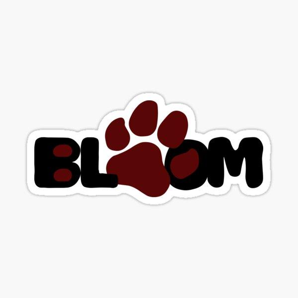 BU Huskies  Sticker