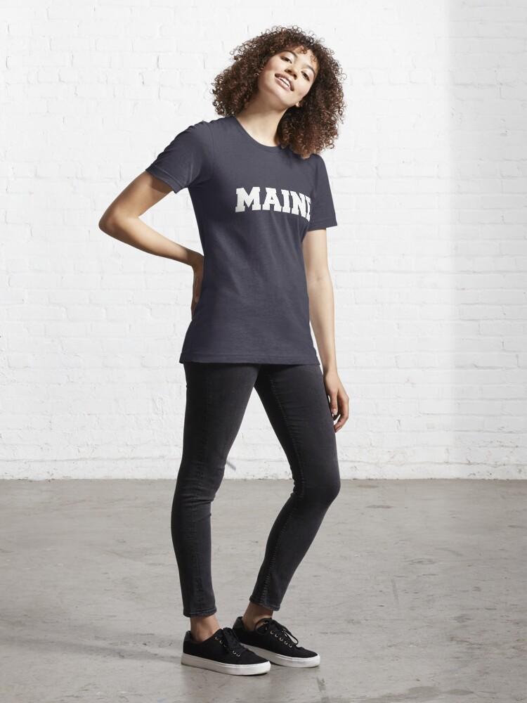Alternate view of Calum Hood Maine T-shirt Essential T-Shirt