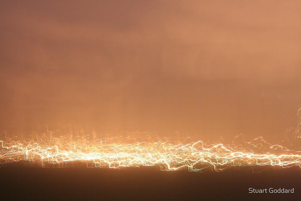 Electric Fire by Stuart Goddard