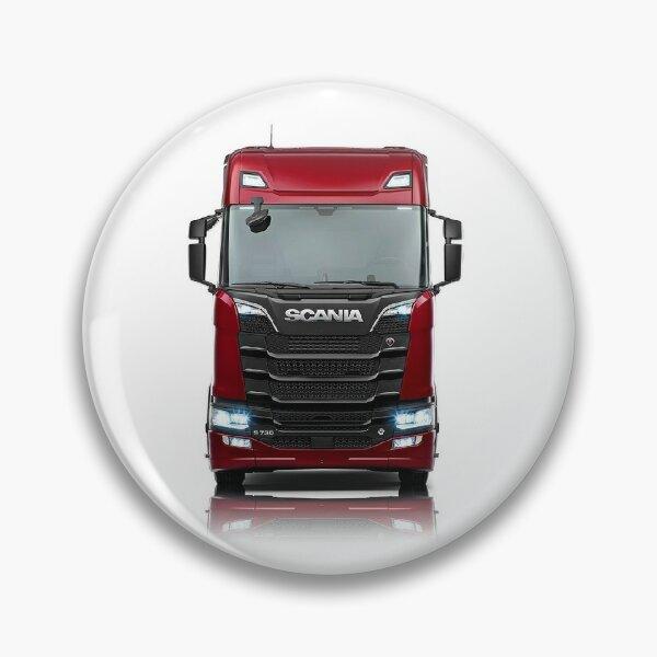 Scania Topline Pin Badge LKW Truck