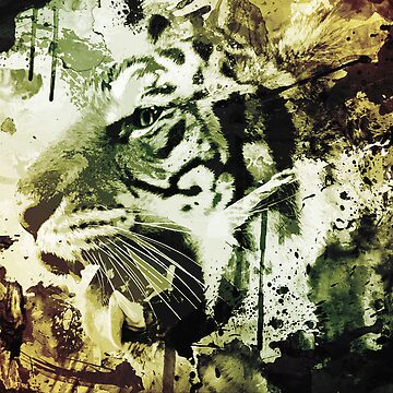 Alma del Tigre by AngryPeople