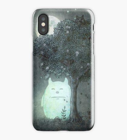 Full Moon Spirit  iPhone Case