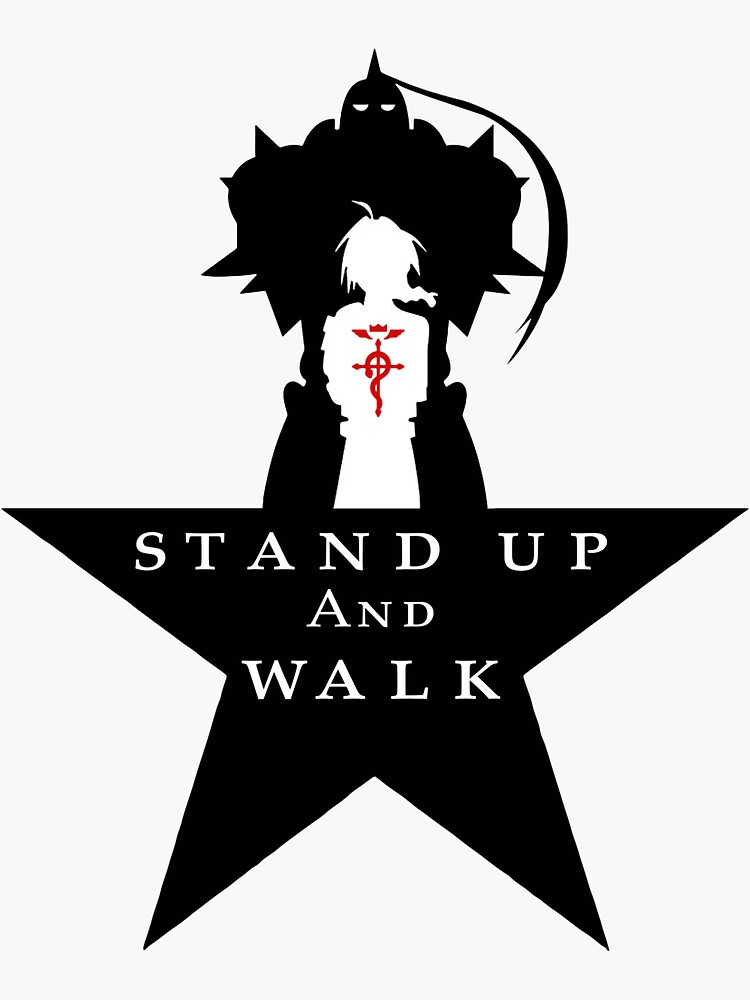 """FullMetal 4 Ham: """"Stand Up"""" by squallykins"""