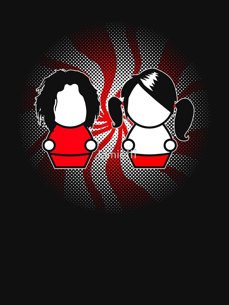 The White Stripes by JamieIII