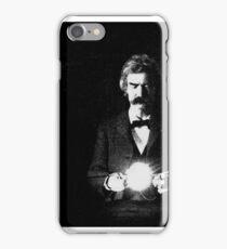 Twain & Tesla iPhone Case/Skin