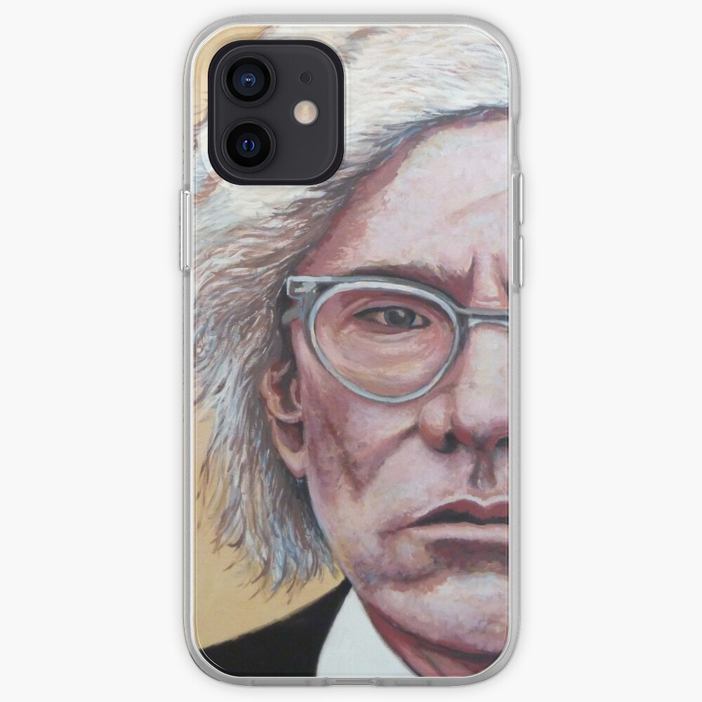 Mr. Warhol iPhone Case & Cover
