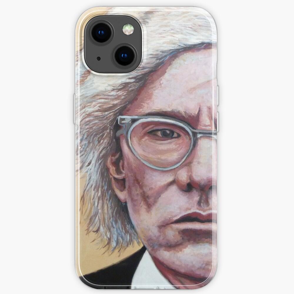 Mr. Warhol iPhone Case