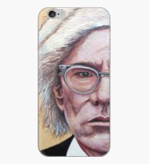 Mr. Warhol iPhone Case