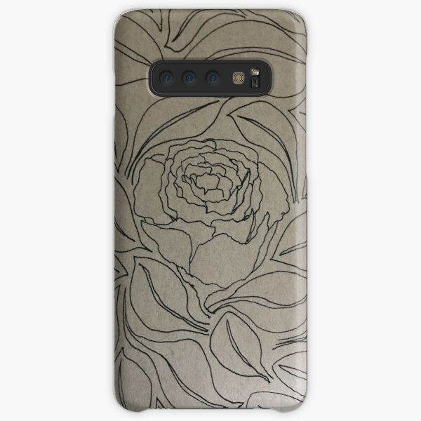 Petals and Leaves Samsung Galaxy Snap Case