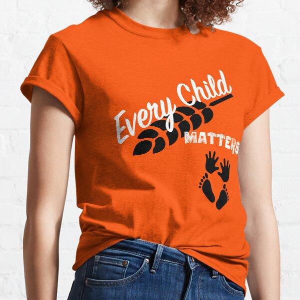 Orange Shirt Day Every Child Matters 2019 T-Shirt Classic T-Shirt