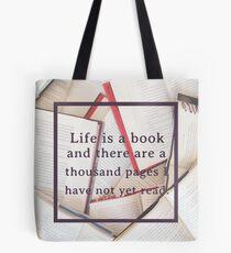 Clockwork Angel/Books Tote Bag