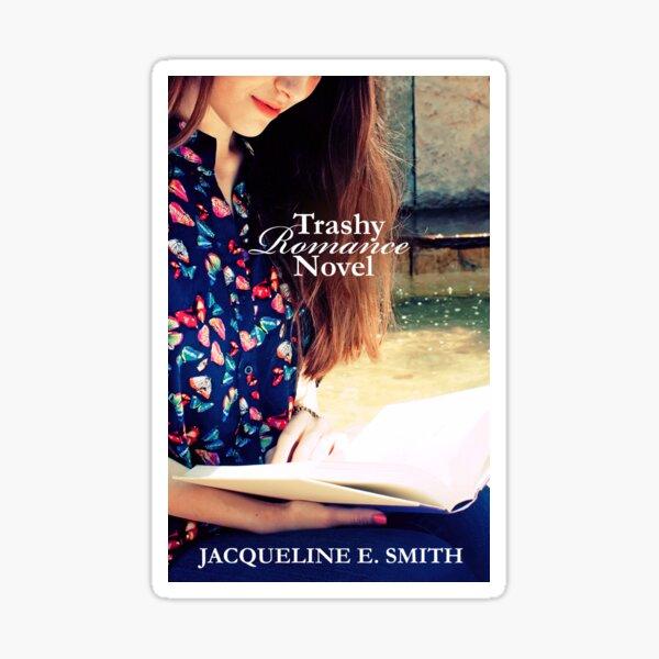 Trashy Romance Novel Sticker