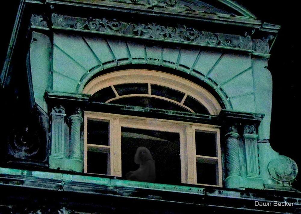 Watching you... © by Dawn Becker
